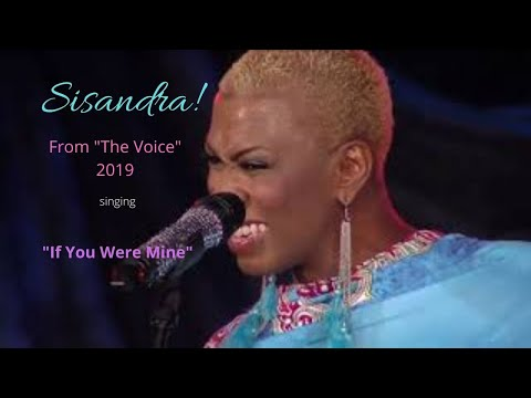 Sisandra - If You Were Mine - Song Stylist - Unique - From The Voice