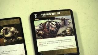 Dungeon Command - Blood of Gruumsh Review - with Tom Vasel