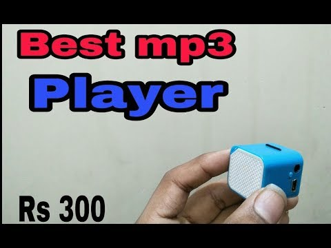 Best mp3 player under 300 unboxing and hands on