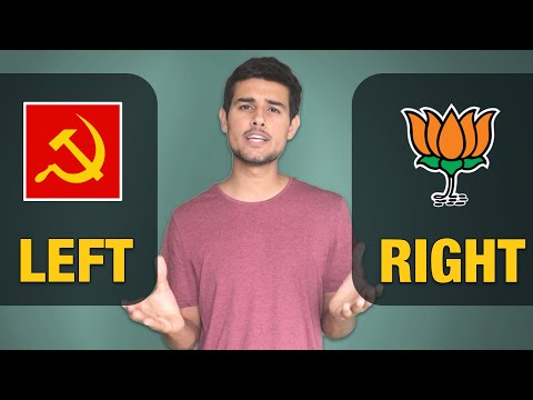 Left vs Right: Which is best political ideology? | By Dhruv Rathee
