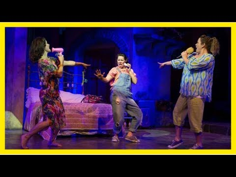 Review: showbiz queenstown's mamma mia! was hilarious, fun and made me want to dance