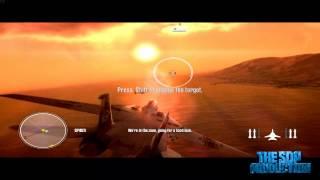 Top Gun: Hard Lock Gameplay (ATI 6700 Series) PC HD