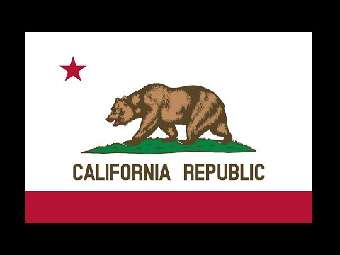 California's Flag and its Story
