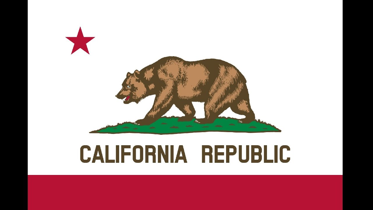 Californias Flag And Its Story