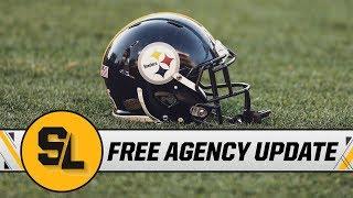 Antonio Brown to Raiders & Marcus Gilbert to Cardinals - Free Agency Update   Steelers Live