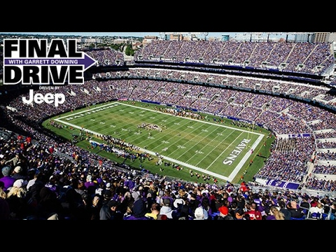 Get A Tour Of Upcoming M&T Bank Stadium Changes | Final Drive | Baltimore Ravens