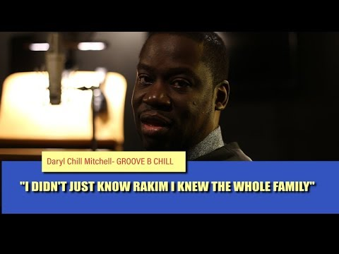 Daryl Chill Mitchell| Shares his personal Story about Rakim, & A Young Diddy
