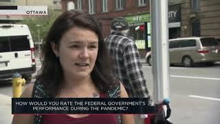 How would you rate the federal government's performance during the pandemic? | Outburst