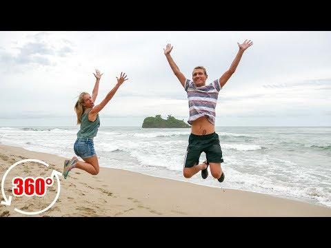 COSTA RICA Reise - in 360 Grad (360 Video)