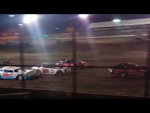 Jeremy Nichols | Street Stock Feature - Kankakee County Speedway | 9-29-2017 | Part 1 or 2