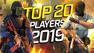 Top 20 CS:GO Players of 2019