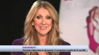"Celine Dion on ""ABSOLUMENT STARS"" November 11th 2012"