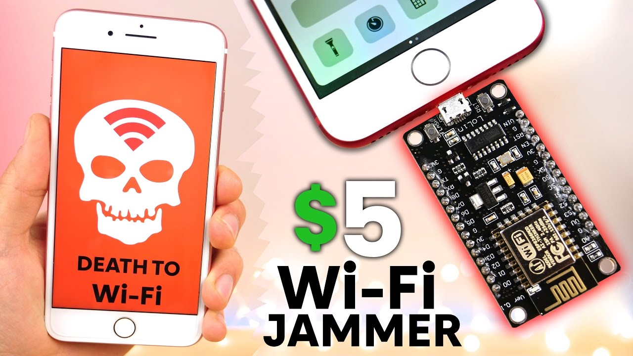 Wifi jammer youtube | Explosion-Proof Type Mobile Phone Signal Jammer
