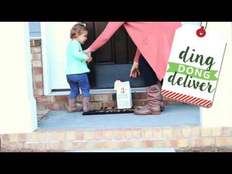 12 Days of Christmas Neighbor and Spouse Service Idea