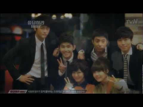 All For You (OST Love Story Part 1 응답하라 1997 ) -- Seo In Guk ft Jung Eun Ji (Apink)