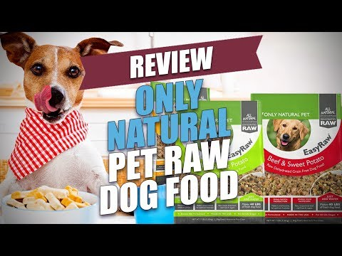 Only Natural Pet Raw Dog Food Review (2018)