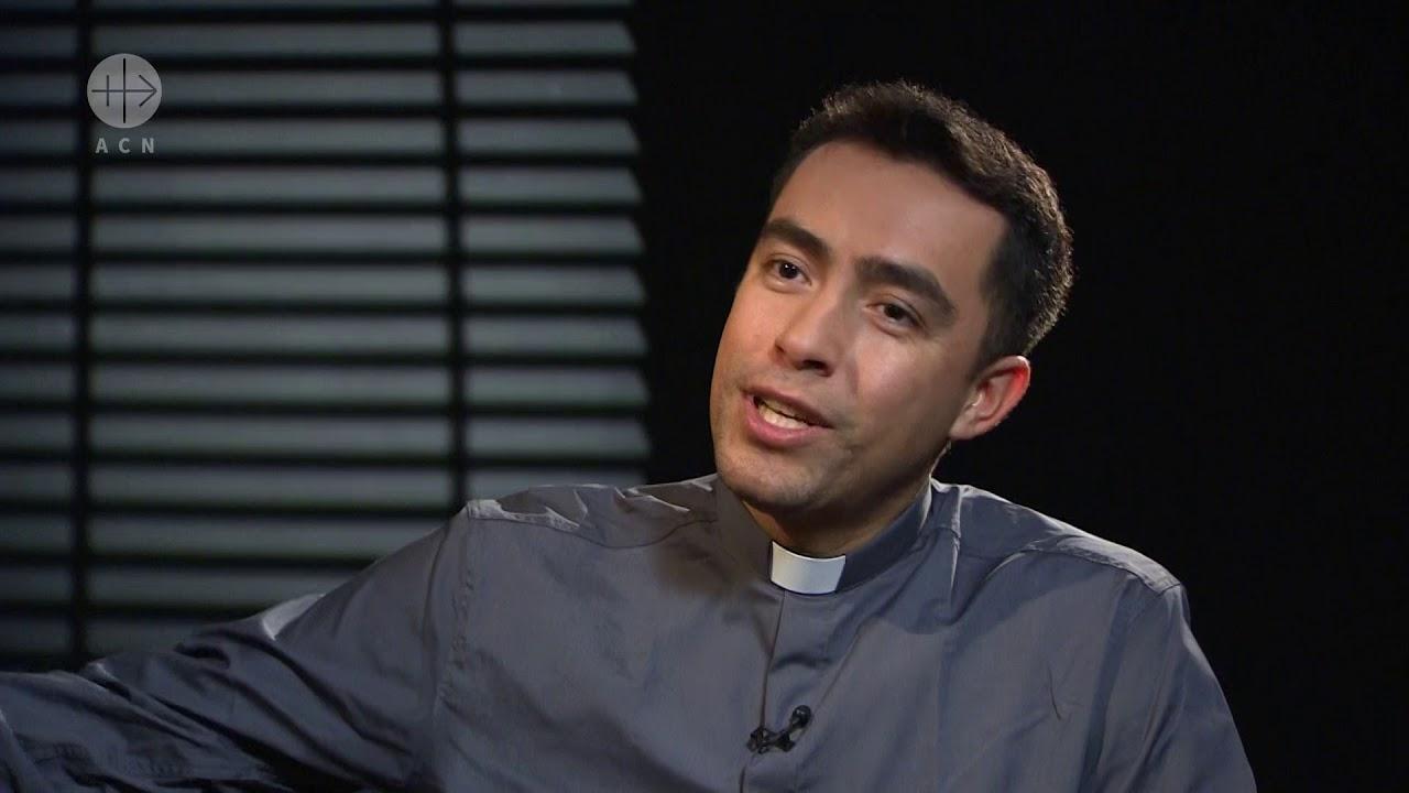 Un mexicano evangelizando en Etiopía