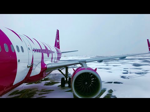 TRIPREPORT | WOW Air | Reykjavik(KEF)-Chicago(ORD) | Airbus A321NEO | Economy