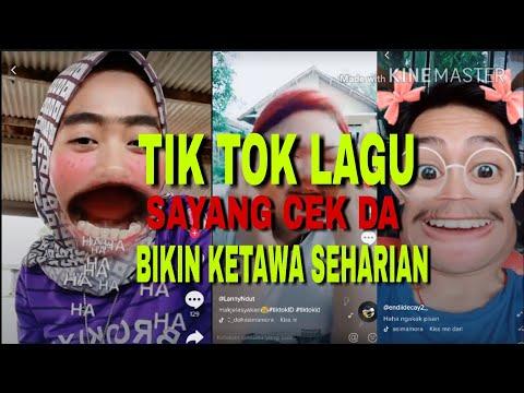 TIK TOK VIRAL|SAYANG CEK DA|INDONESIA