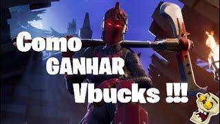 How to win Vbucks at Fortnite!!!