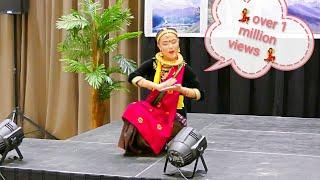 Kati ramro Kamal ful hilaima cover dance by Chokten Lama (Mona Dance Idol)