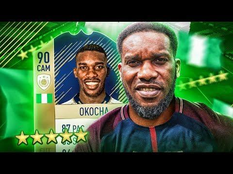 MAGICZNA IKONA PRIME OKOCHA 90! FIFA 18 ULTIMATE TEAM