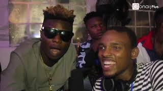 Wale Turner Interview at Kaywise joor 4 Concert