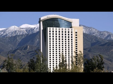 MORONGO CASINO RESORT HOTEL  AND GOLF , NEAR  PALM SPRINGS, CA.