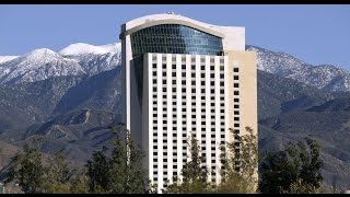 MORONGO CASINO RESORT HOTEL  AND GOLF , NEAR  PALM SPRINGS, CA.