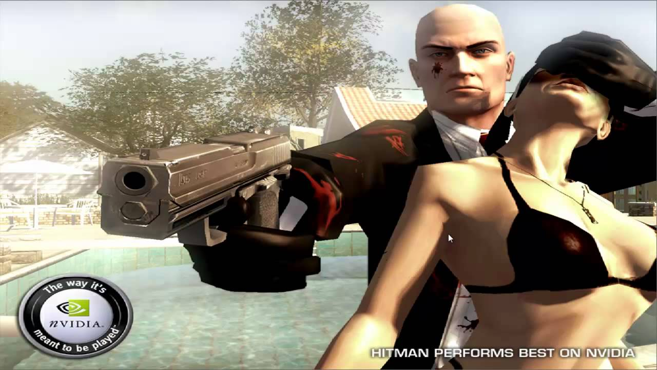hitman blood money clubic