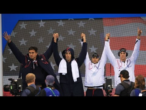 2016 Olympics: Cal's Nathan Adrian and Ryan Murphy reflect on success of United States in the pool