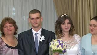 свадьба Ольги и Алексея Неладновых 14.07.17