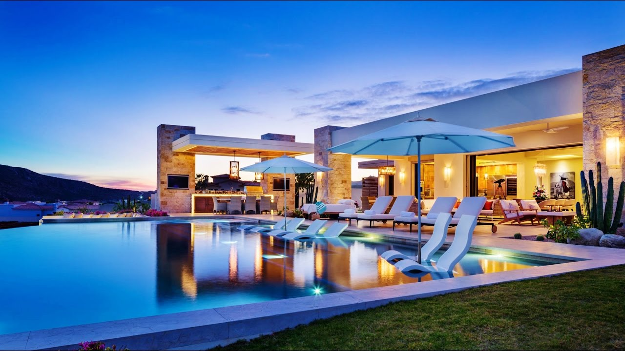 Amazing Modern Contemporary Luxury Beach Residence in El ... on Amazing Modern Houses  id=57715