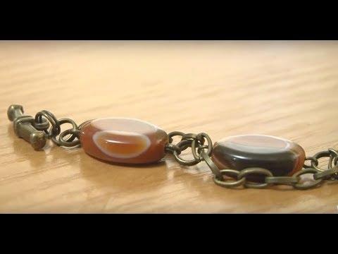 Ранок UA:Херсон: Своїми руками. Створюємо браслет з натуральним камінням з Юлією Мазуновою