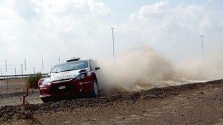 Dubai International Rally 2015 [HD]