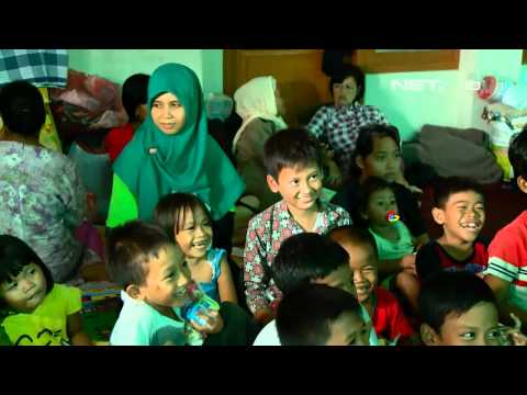 NET5 - Trauma healing untuk anak korban banjir Jakarta