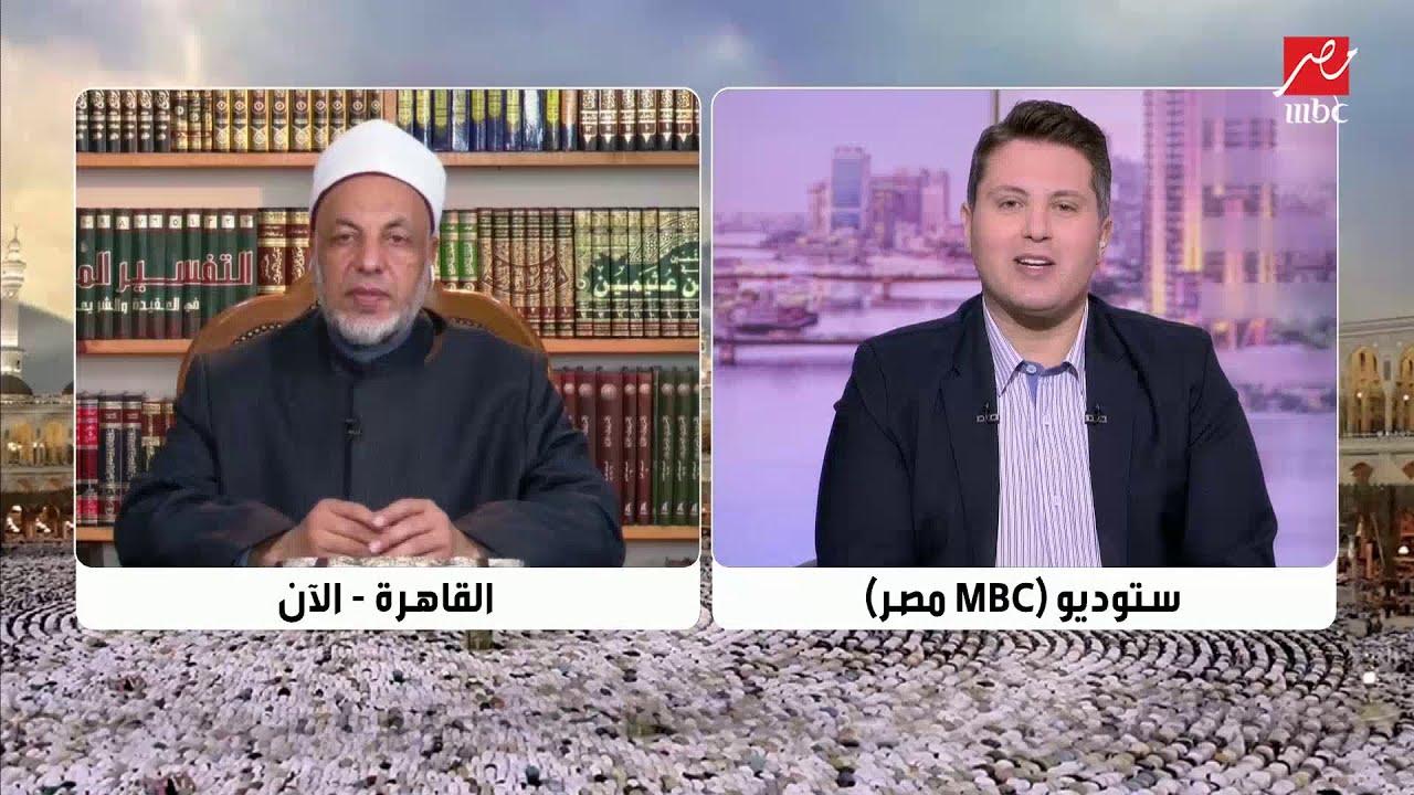 الشيخ سعيد عامر يتحدث عن فضائل يوم عرفة