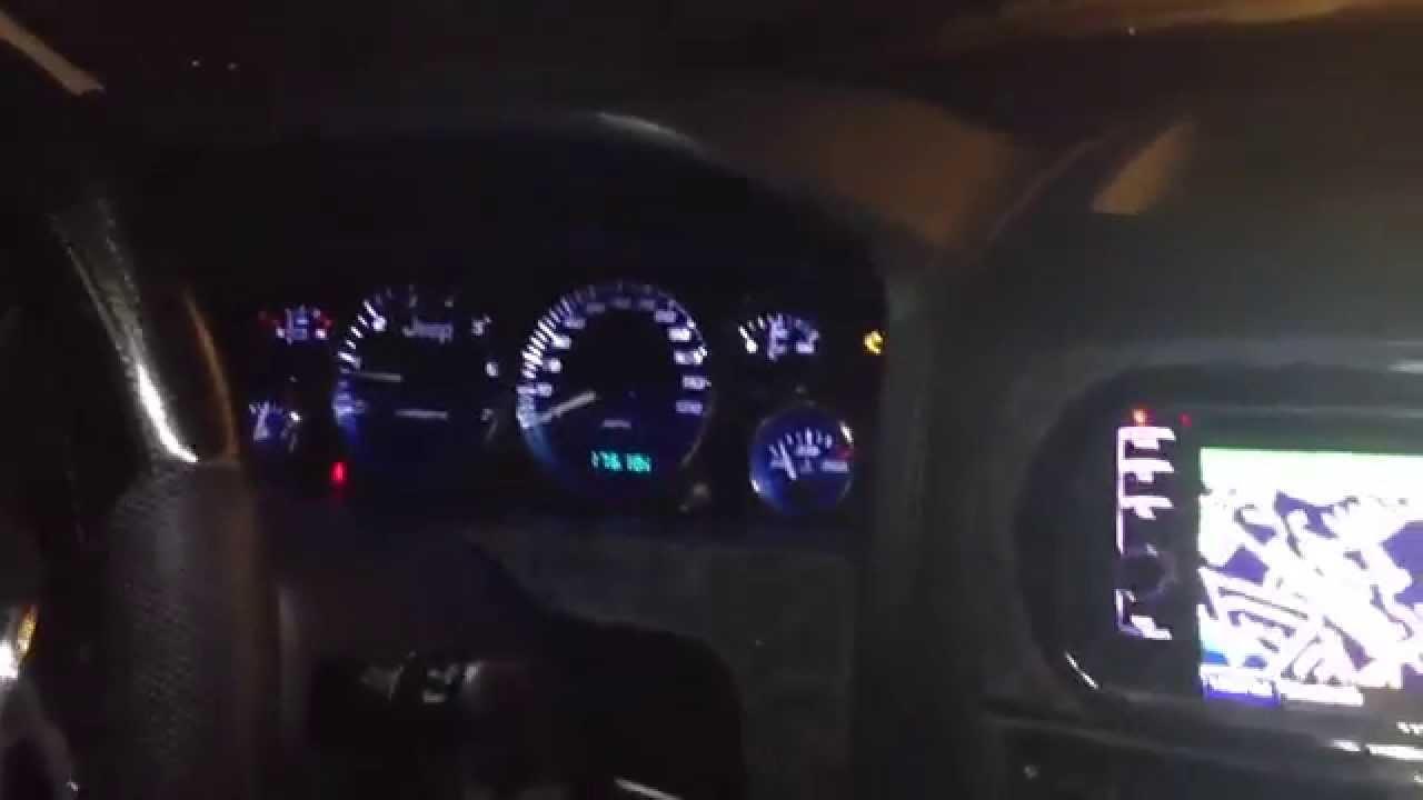 2004 Wj Jeep Grand Cherokee Custom Interior Dashkit You