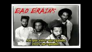 Bad Brains Sailin