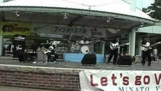 Ventures Fan Carnival 2007 今年は鳥取県米子市皆生温泉にある公園で開...