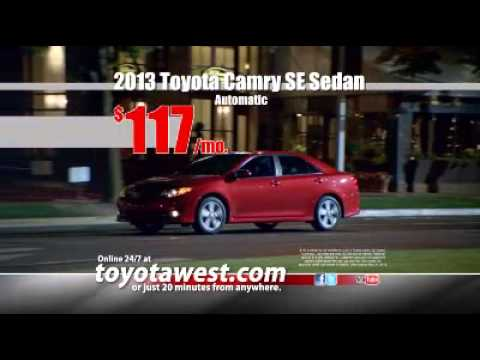 Awesome Toyota West   2013 Camry