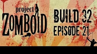 Project Zomboid Build 32 | Ep 21 | Farming | Let's Play!