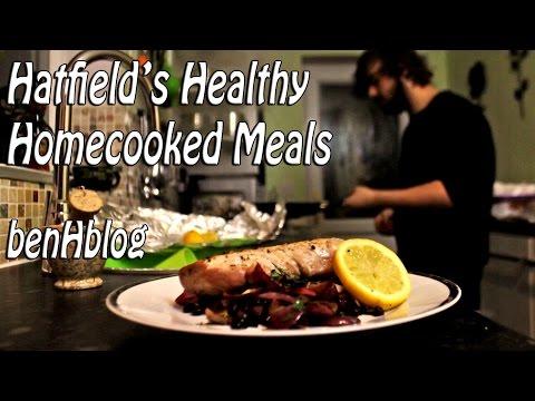 Hatfield's Healthy HOMECOOKED Meals  benHblog