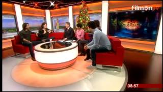 BBC Breakfast The Musketeers S02