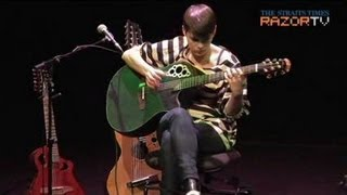 Holding The Severed Self (Kaki King Pt 4)