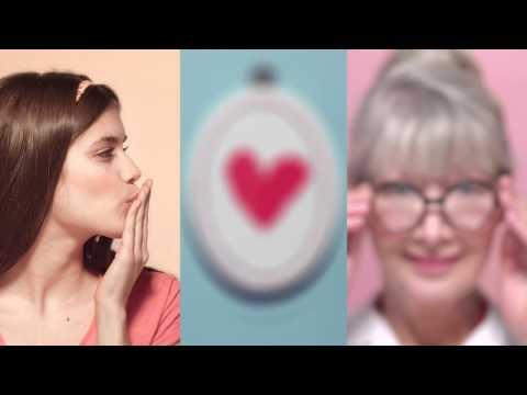LOVE LOVE LOVE by Agatha Ruiz de la Prada // directed by JACK