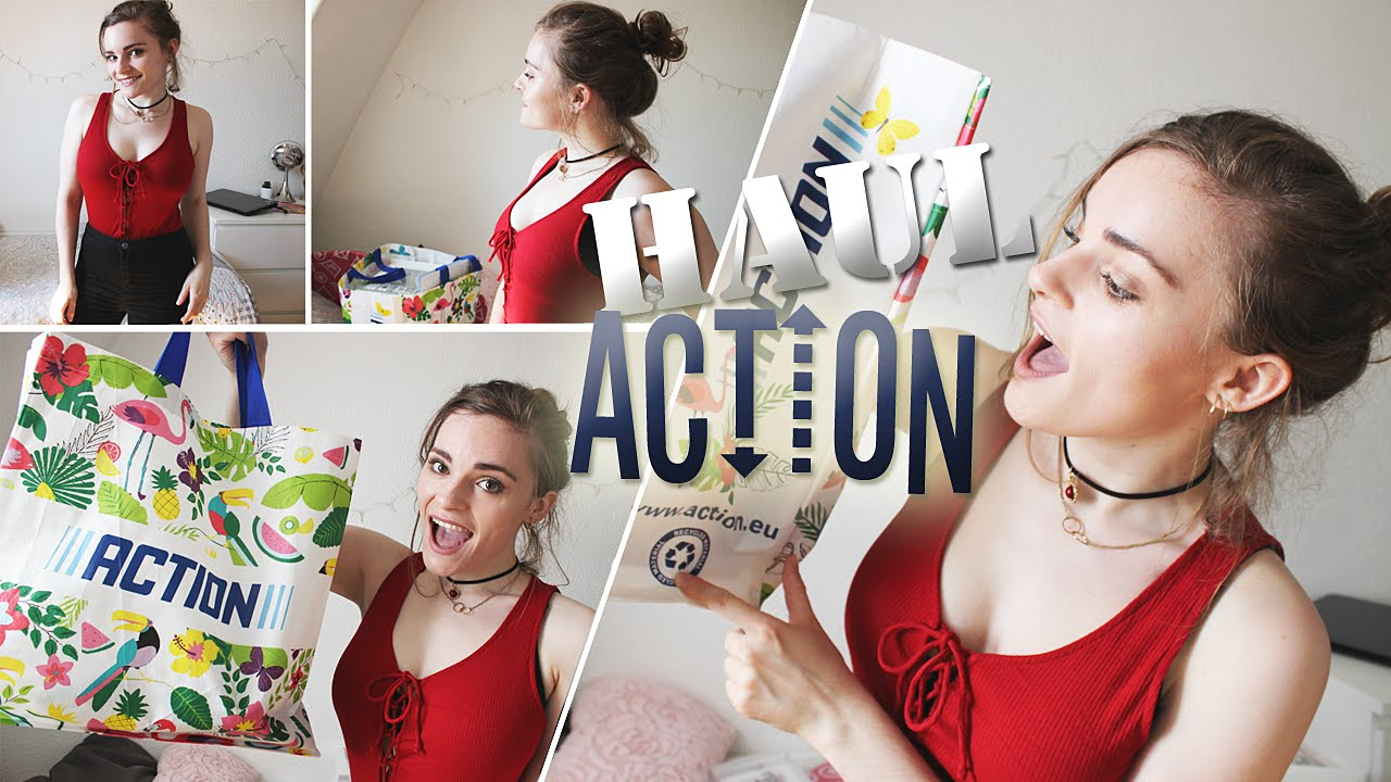 Haul Action D Co Mode Bijoux Et Accessoires Youtube
