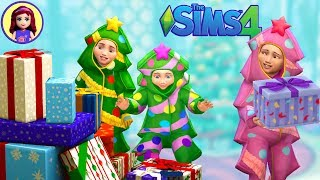 Sneaking a Present? Sims 4 Let