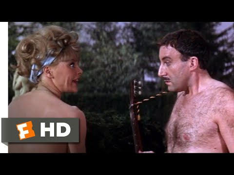 A Shot in the Dark (1964) - Dead Dudu Scene (7/11) | Movieclips