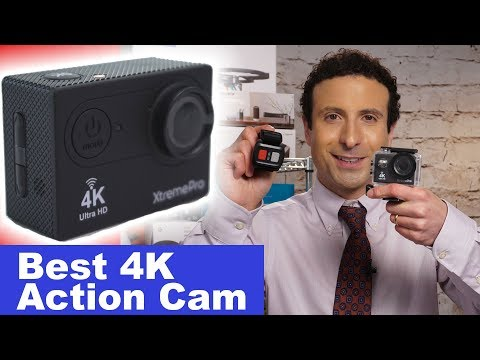 Best Action Cam?? - 4k Action Camera Video Test and Review